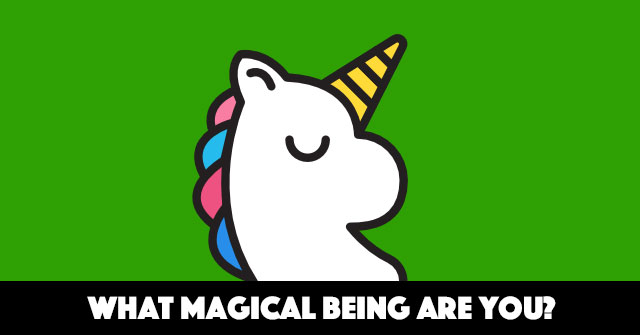 What Magical Being Are You?