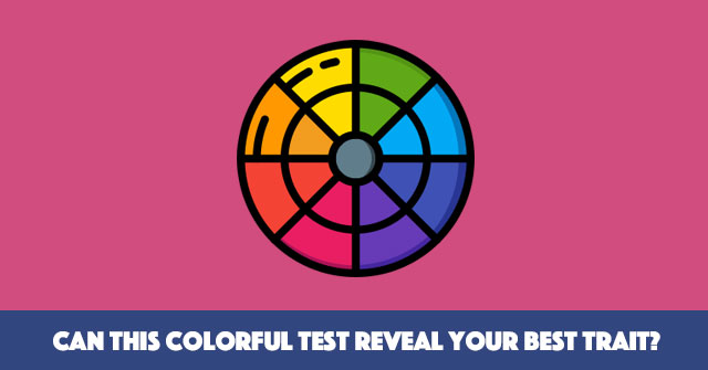 Can This Colorful Test Reveal Your Best Trait?