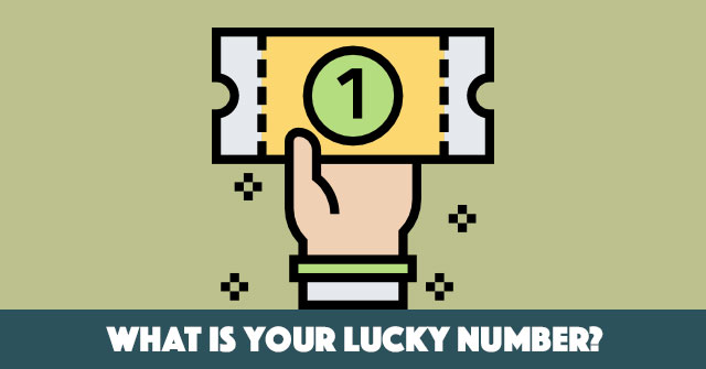 What Is Your Lucky Number?