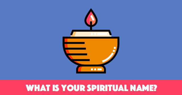 What Is Your Spiritual Name?